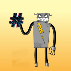 """Robot Tweets """"I seriously want to kill people"""" prompting emergency police response"""
