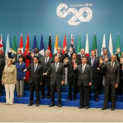 G20 delegates' personal data breached in autofill email glitch