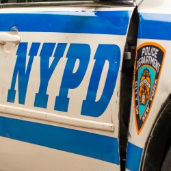 NYPD. Image courtesy of pisaphotography/Shutterstock.