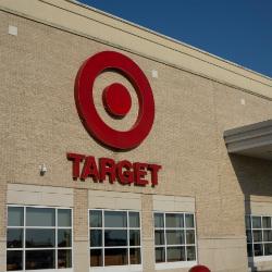Target settles