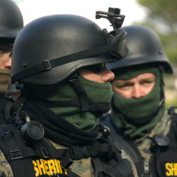 US lawmaker who's pushing anti-swatting bill gets swatted