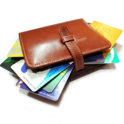 Wallet. Image courtesy of Shutterstock