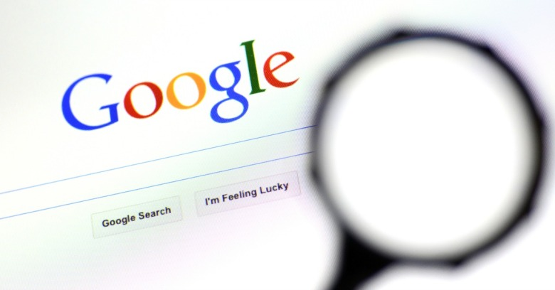 Google. Image courtesy of ChameleonsEye / Shutterstock.