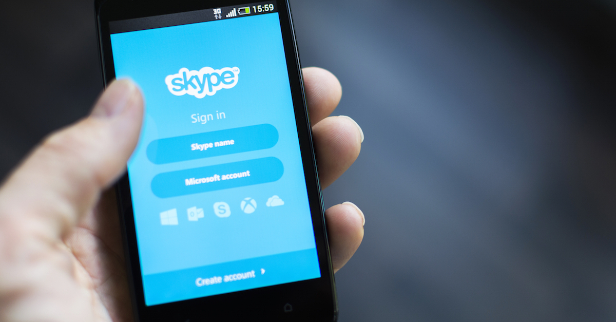 Skype can no longer be crashed with these eight characters