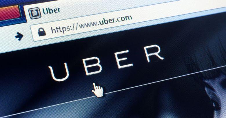 Uber. Image courtesy of Evan Lorne/Shutterstock.