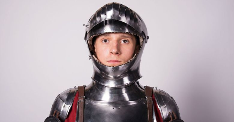 Knight. Image courtesy of Shutterstock.