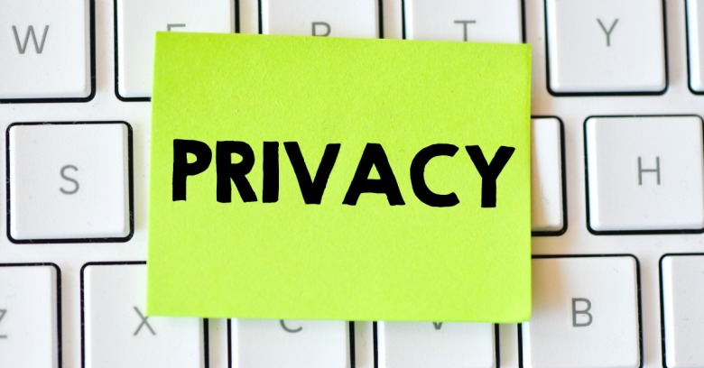 Privacy. Image courtesy of Shutterstock.