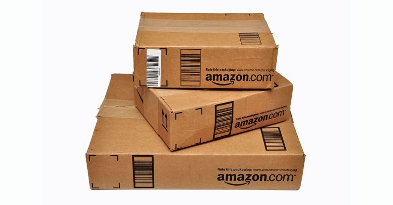 Amazon. Image courtesy of Joe Ravi/Shutterstock.