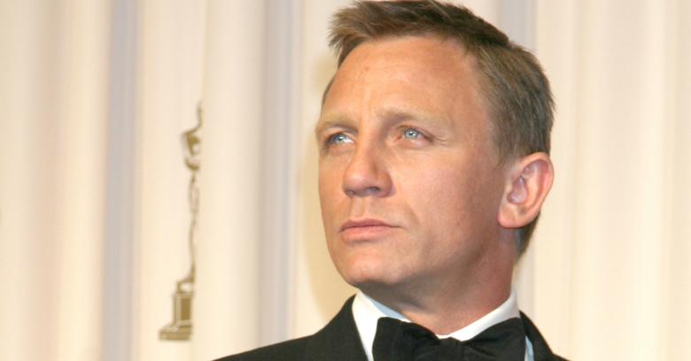Daniel Craig. Image courtesy of Carrie-Nelson/Shutterstock.