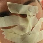 Masking tape man. Image courtesy of Shutterstock.