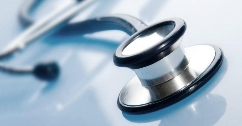 Stethoscope. Image courtesy of Shutterstock.