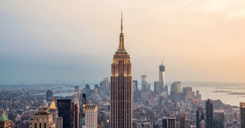 Empire State Building. Image courtesy of Shutterstock.