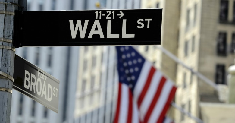 Wall Street. Image courtesy of Shutterstock.