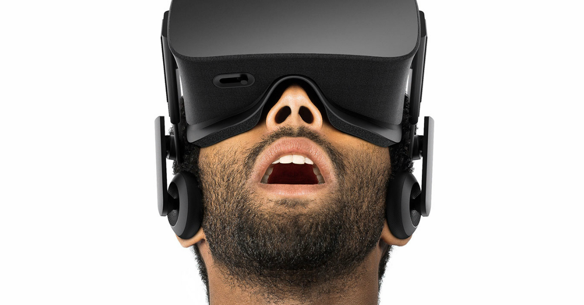 Oculus Rift sparks Ts and Cs storm over sharing data with