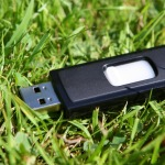 Lost USB. Image courtesy of Shutterstock.