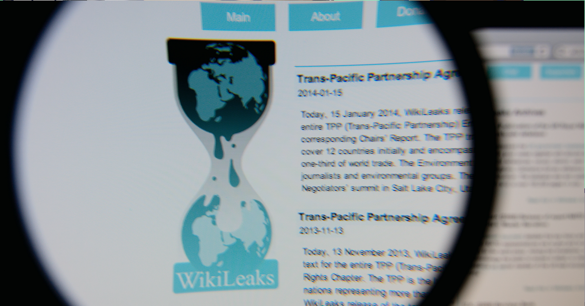 WikiLeaks suffers sustained attack after announcing