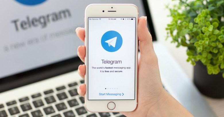 aplicación de mensajería segura de telegramas se escapa nada pegado a ella  – Naked Security
