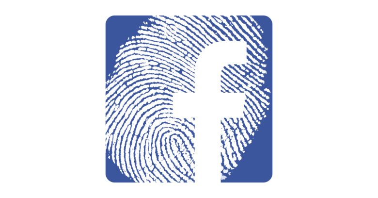 Facebook fingerprint