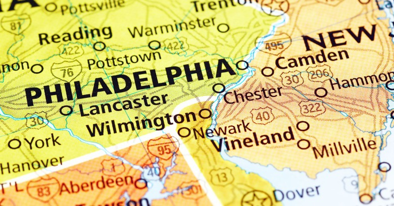 show me a map of philadelphia Philadelphia Raas Our Map Of How It Works And How To Prevent It show me a map of philadelphia