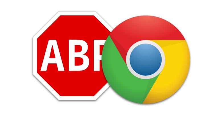 Chrome and Adblock Plus