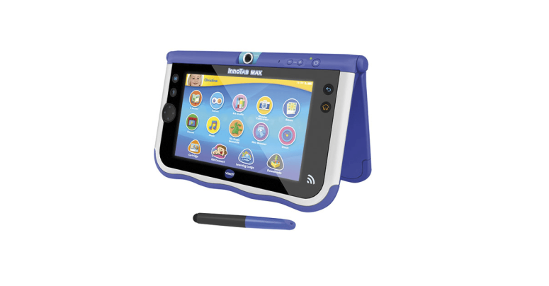 Blue working unit only VTech InnoTab Max children's kids tablet