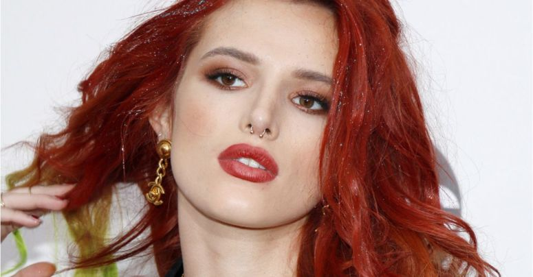 Bella Thorne Steals Hacker S Thunder Publishes Nude Photos