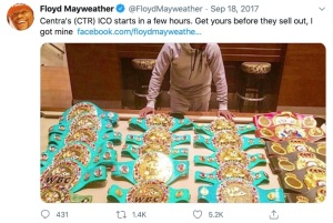 Floyd Mayweather helping young Miami guys get rich