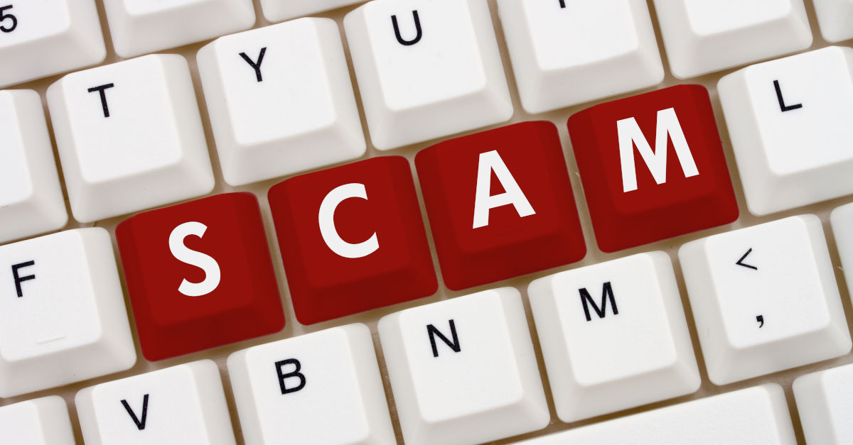 Fake web alerts – how to spot and stop them