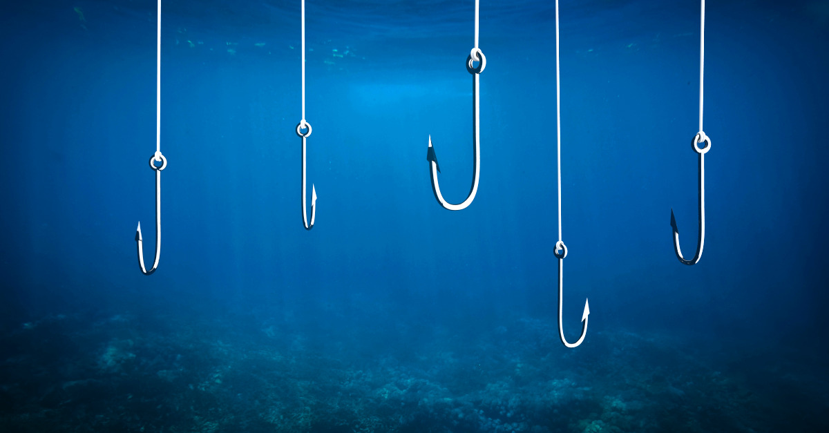 Phishing tricks – the Top Ten Treacheries of 2020