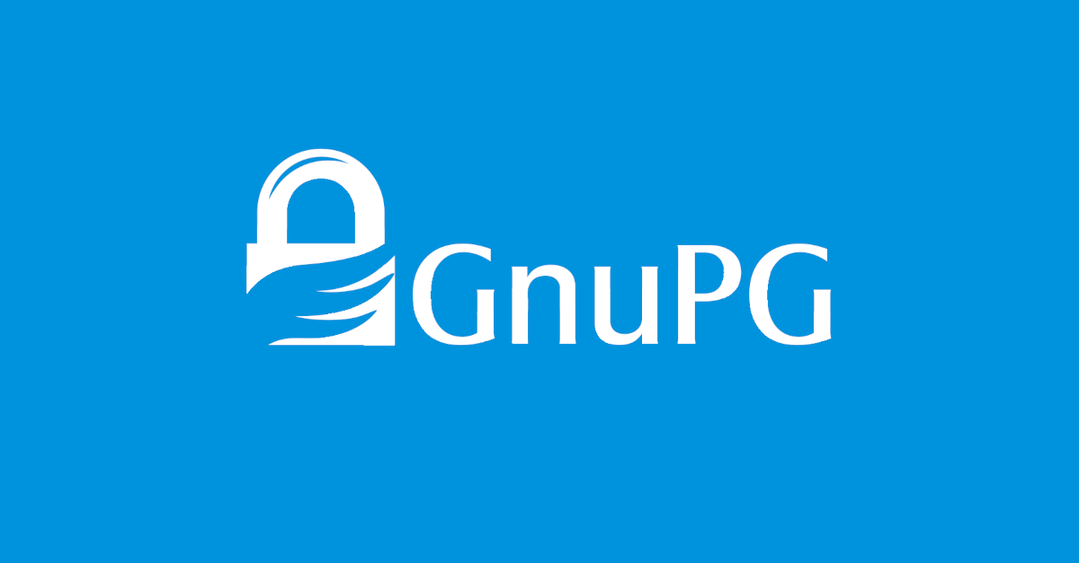 GnuPG crypto library can be pwned during decryption – patch now!